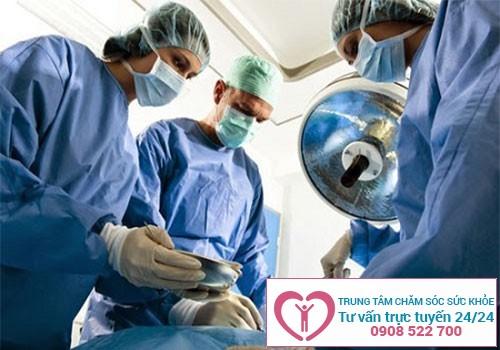 Tiểu phẫu diễn ra nhanh chóng, đơn giản, an toàn