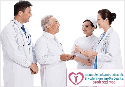 Đội ngũ bác sĩ giỏi giúp chẩn đoán và điều trị bệnh hiệu quả