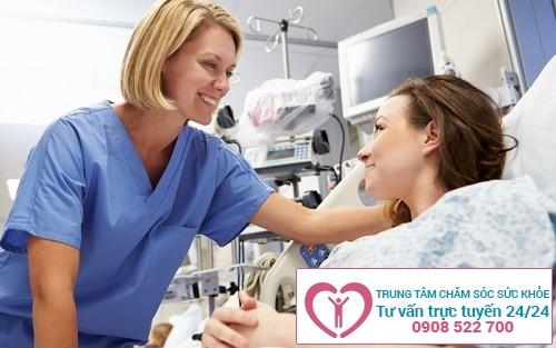 Khám phụ khoa định kỳ để bảo vệ sức khỏe sản phụ khoa