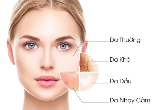 cách khắc phục da khô nghiêm trọng