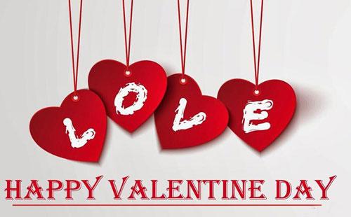 Valentine dịp hâm nóng tình cảm