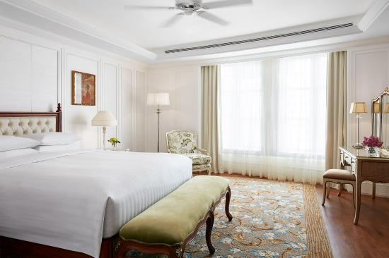 khách sạn tình yêu - Park Hyatt Saigon Hotel- khách sạn hạng sang lấy lòng người đẹp