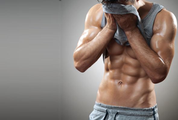 Luyện tập thể dục cũng là một cách để tăng cường sinh lực cho phái mạnh