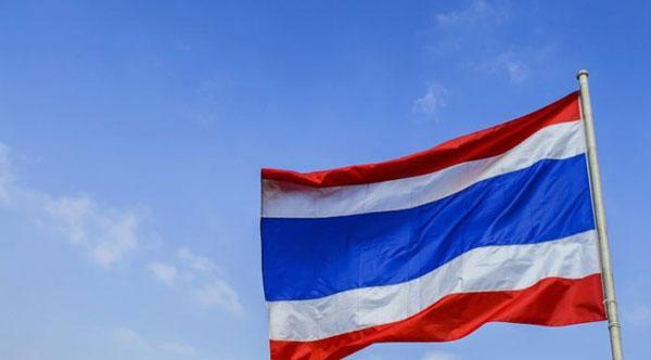 Cờ Thái Lan có nhiều tầng ý nghĩa trong 5 sắc màu nổi bật