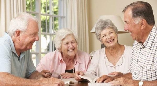 Chăm sóc sức khỏe cho người cao tuổi là trách nhiệm của toàn xã hội