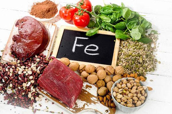 Dinh dưỡng là điều kiện quan trọng giúp hạn chế thiếu máu, thiếu máu thiếu sắt