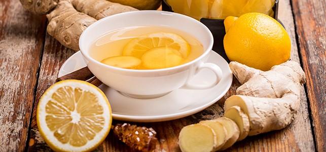 Một tách trà gừng có thể giúp bạn khá tốt trong việc rối loạn kinh nguyệt