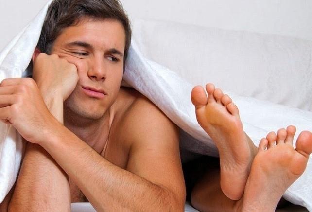 Mất thận ảnh hưởng đến sức khỏe sinh lý nam giới
