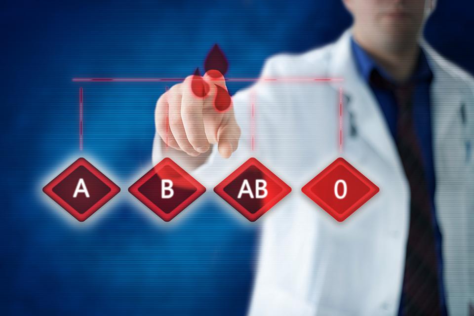 4 nhóm máu cơ bản hiện nay