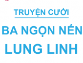 Ba ngọn nến lung linh